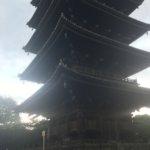 子連れでも楽しめる京都(大阪)旅行1日目
