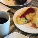 子どもが朝からもりもり食べた!ヒルトンお台場の朝食(シースケープ テラス・ダイニング)